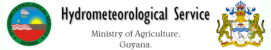 Hydrometeorological Service | Ministry of Agriculture, Guyana